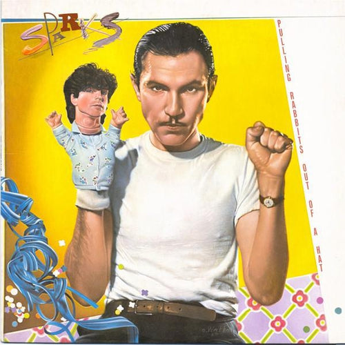 Sparks Pulling Rabbits Out Of A Hat yellow vinyl