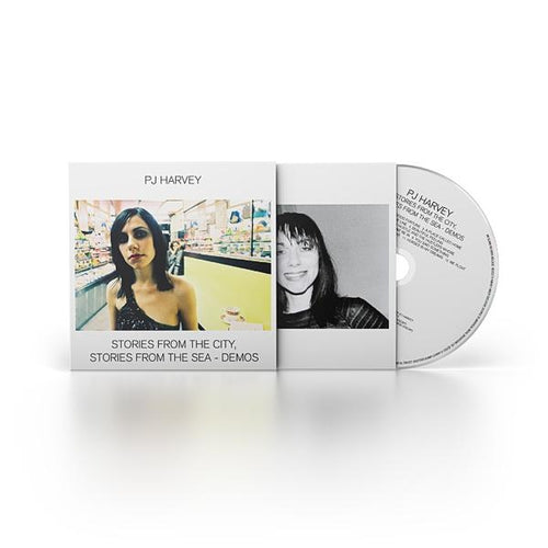 PJ Harvey Stories From The City, Stories From The Sea Demos CD