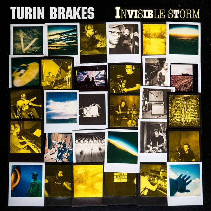 Turin Brakes - Invisible Storm - Records - Record Culture