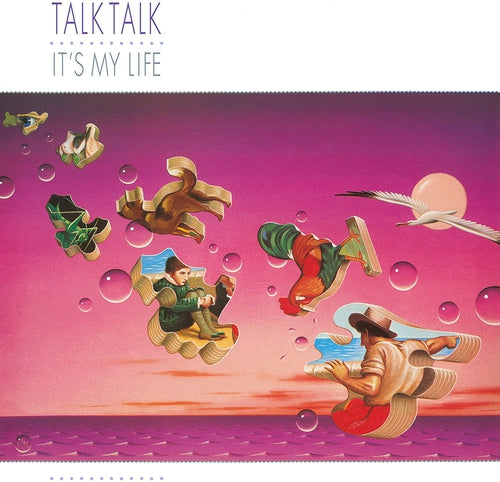 Talk Talk It's My Life purple vinyl