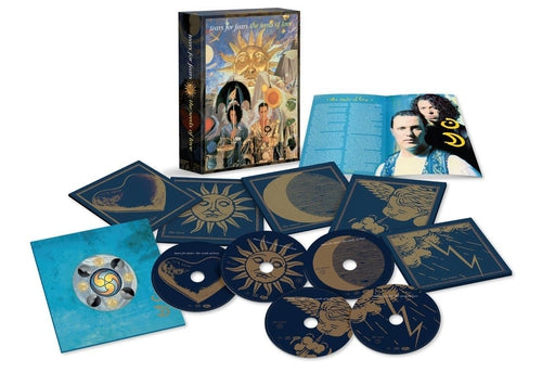 Tears For Fears The Seeds Of Love box set
