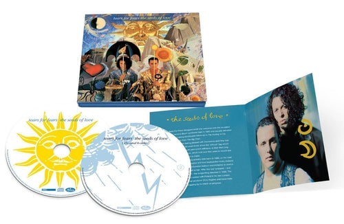 Tears For Fears The Seeds Of Love deluxe cd