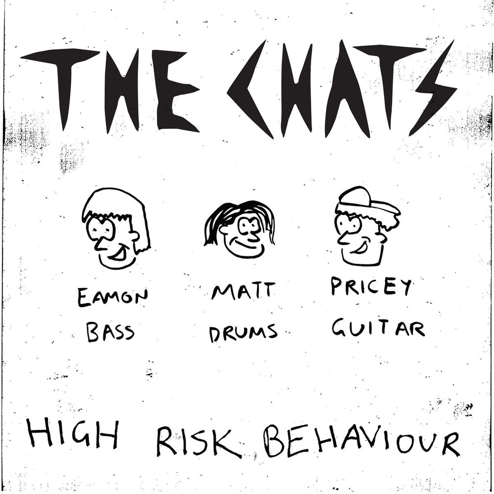 The Chats High Risk Behaviour vinyl