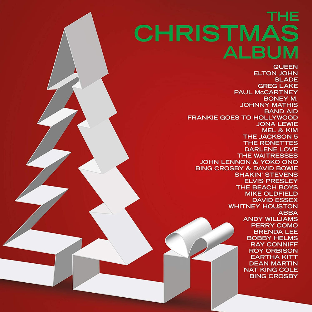 The Christmas Album vinyl