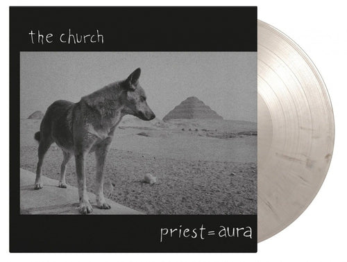 The Church Priest=Aura black and white swirl vinyl