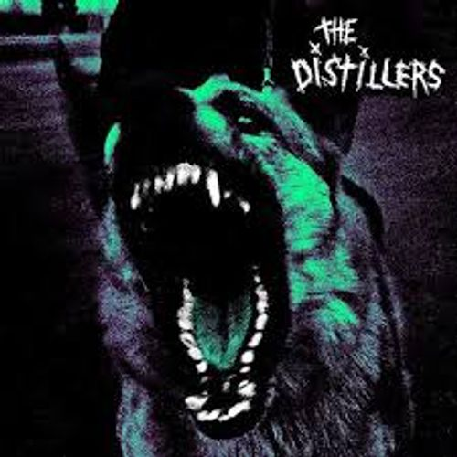 The Distillers-The Distillers (20th Anniversary)-Vinyl