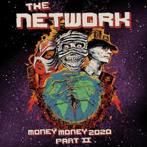 The Network Money Money 2020 Part II vinyl