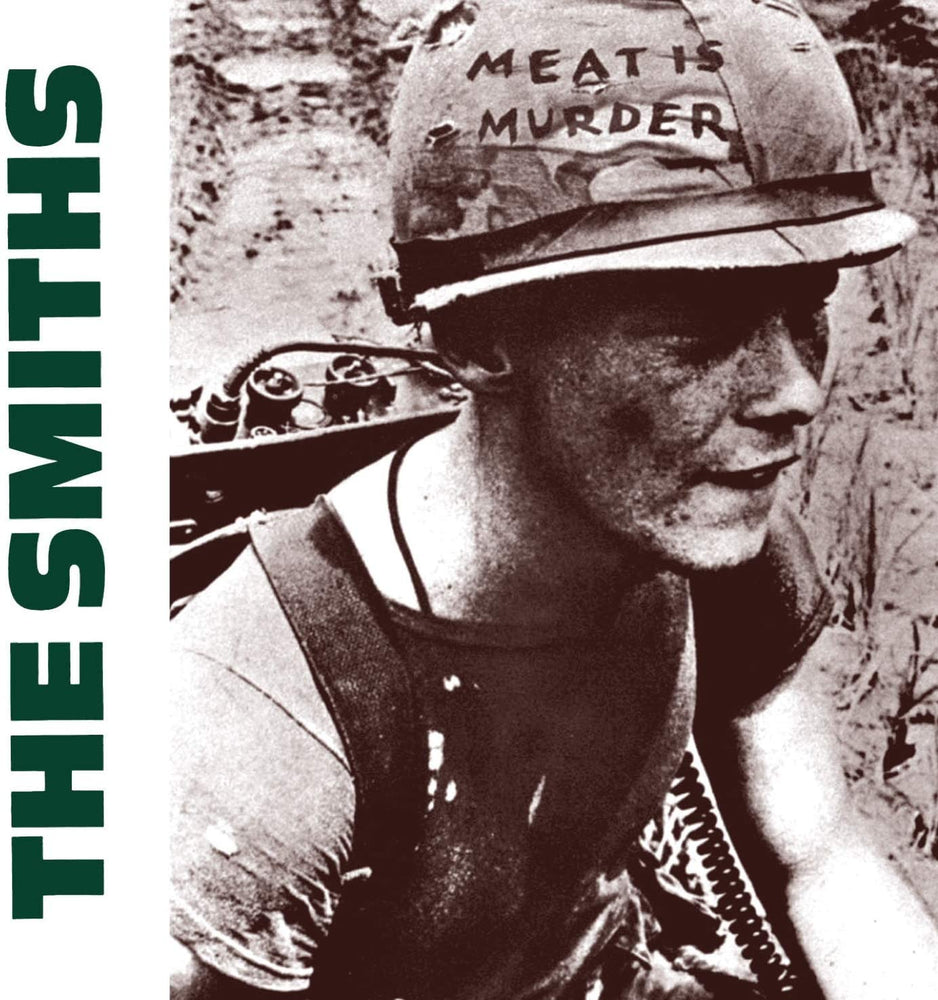The Smiths Meat Is Murder vinyl