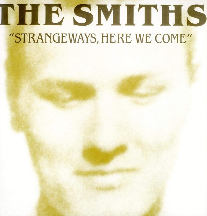 The Smiths Strangeways Here We Come vinyl