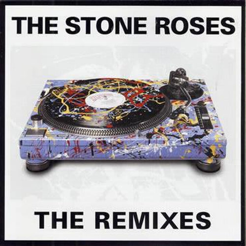The Stones Roses The Remixes vinyl