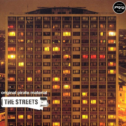 The Streets Original Pirate Material vinyl