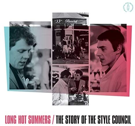 The Style Council Long Hot Summers The Story Of The Style Council vinyl