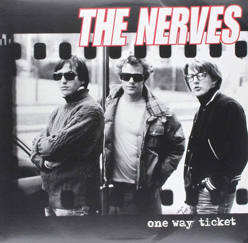 The Nerves One Way Ticket vinyl