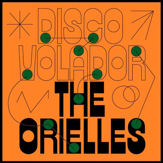 The Orielles Disco Volador vinyl