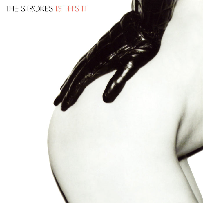 The Strokes Is This It vinyl
