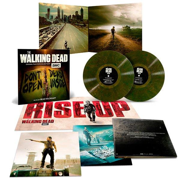 The Walking Dead Records Bear McCreary