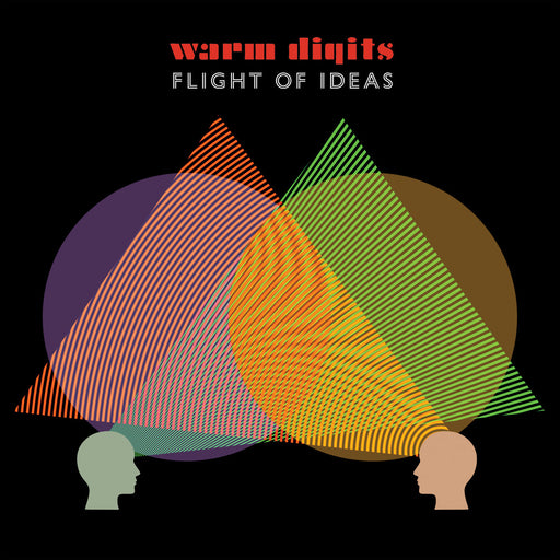 Warm Digits Flight Of Ideas vinyl