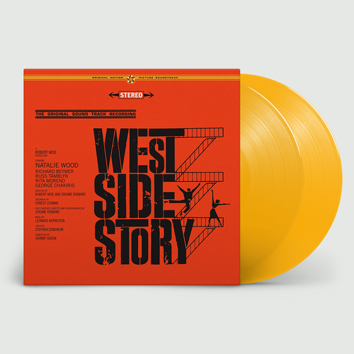 West Side Story yellow vinyl 2020