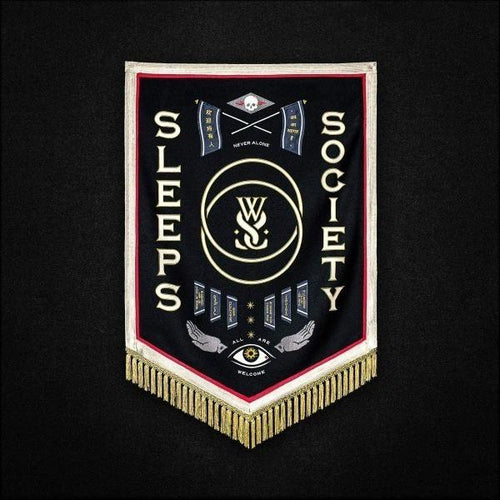 While She Sleeps Sleeps Society vinyl
