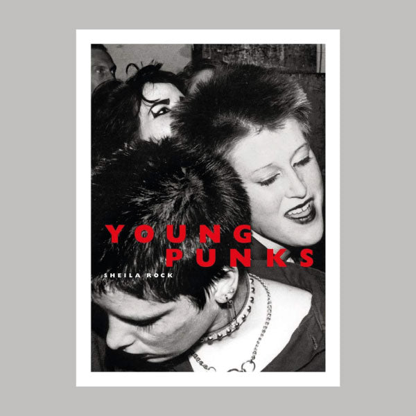 Young Punks book