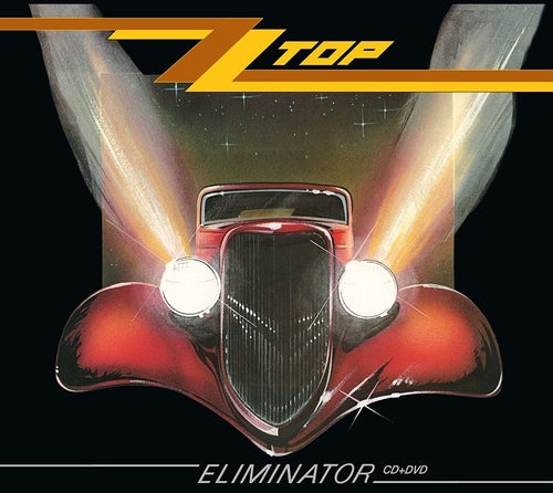 ZZ Top Eliminator yellow vinyl