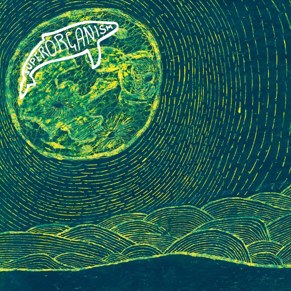 Superorganism - Superorganism - Records - KIQ New Music Store