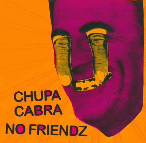 Chupa Cabra / No Friendz - Split LP - Records - KIQ New Music Store