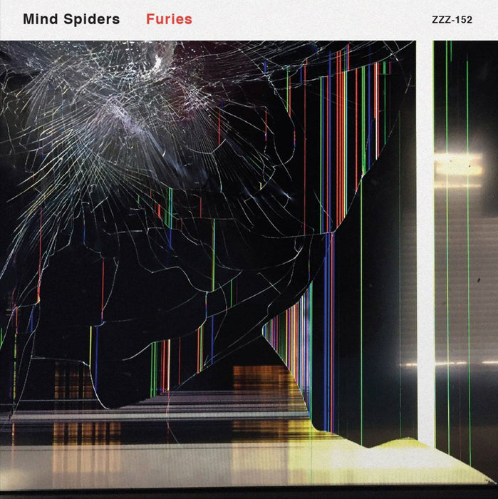 Mind Spiders - Furies - Records - Record Culture