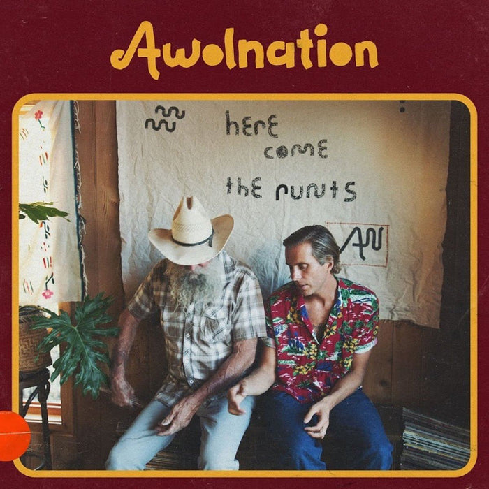 Awolnation - Here Come The Runts - Records - Record Culture