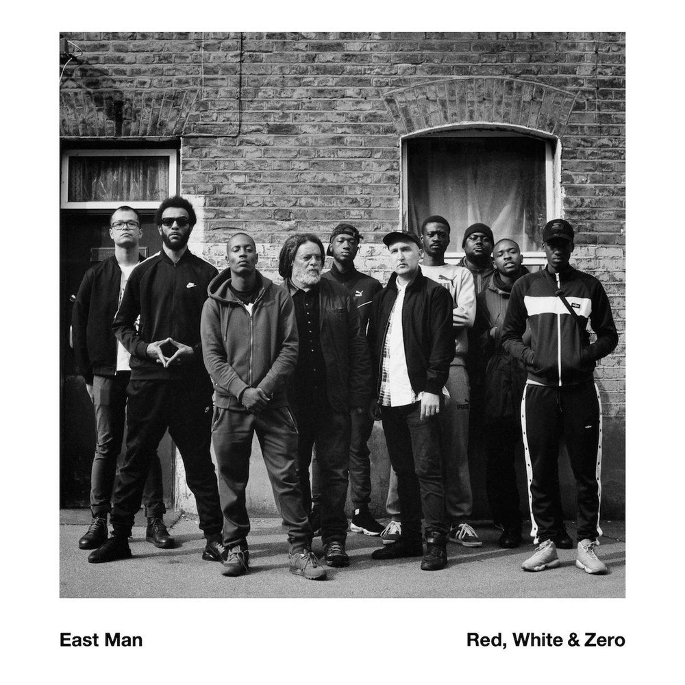 East Man - Red, White & Zero - Records - Record Culture