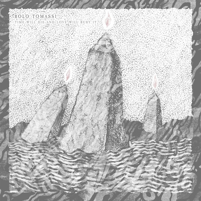 Time Will Die And Love Will Bury It Records Rolo Tomassi