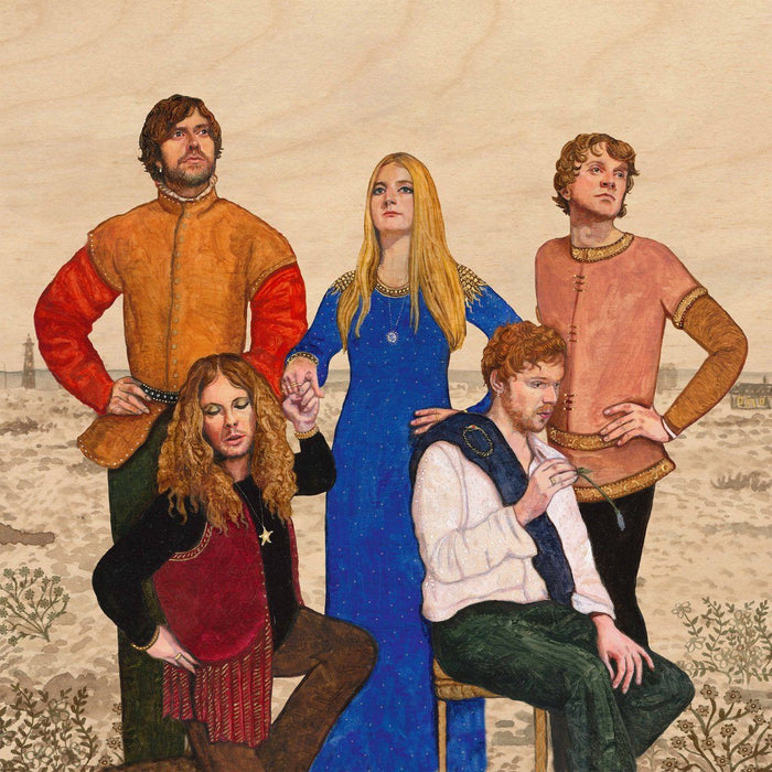 Trembling Bells - Dungeness - Records - Record Culture