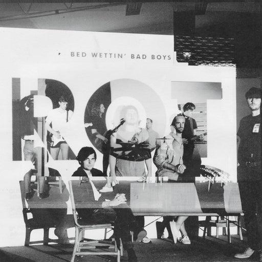 Bed Wettin' Bad Boys - Rot - Records - Record Culture