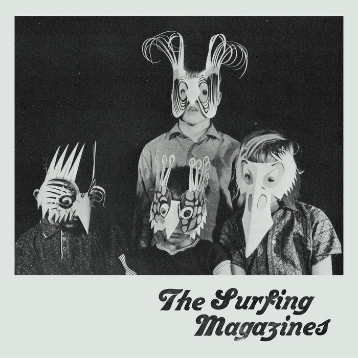 Surfing Magazines, The - The Surfing Magazines - Records - KIQ New Music Store
