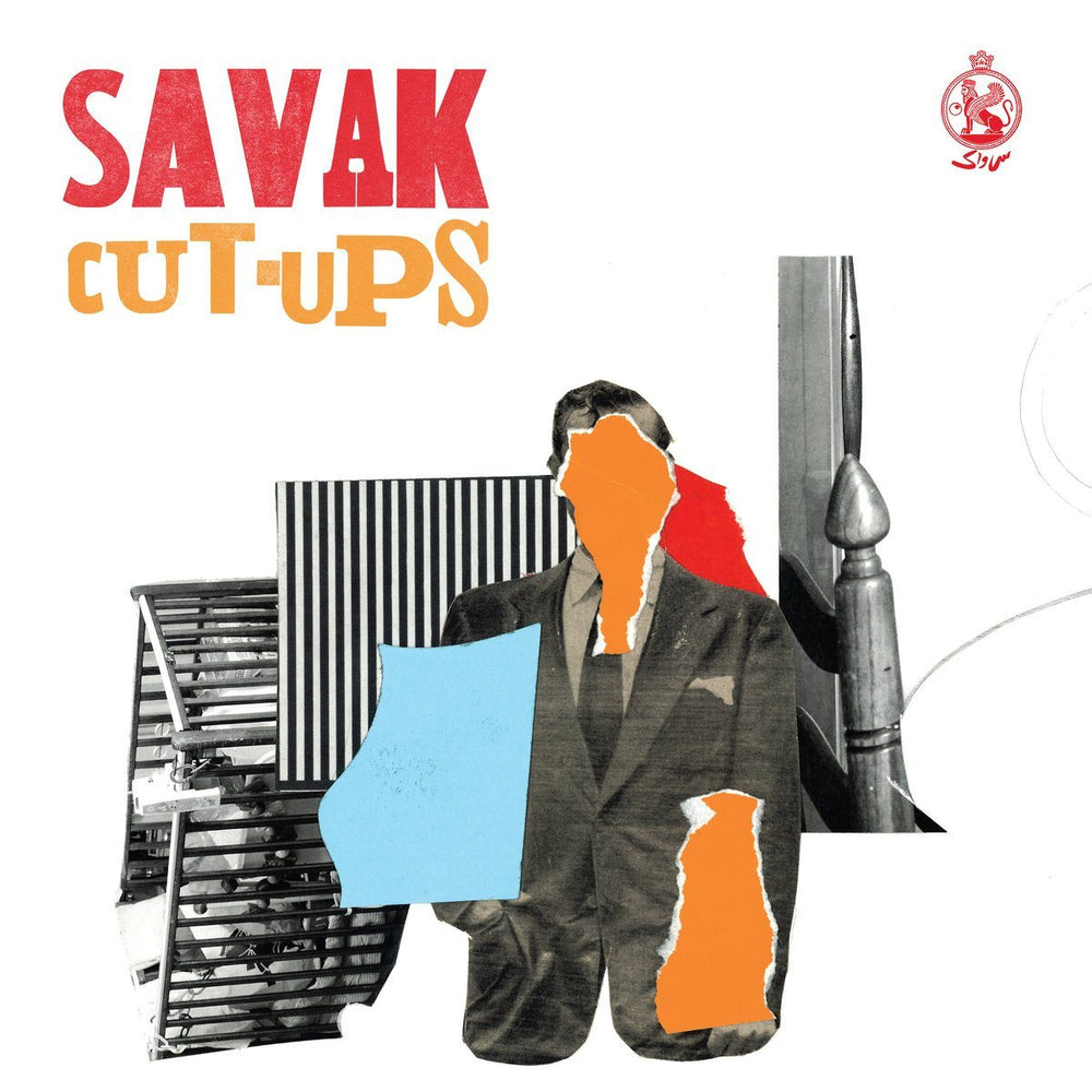 Savak - Cut-Ups - Records - Record Culture