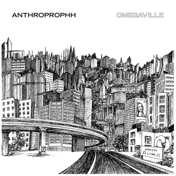 Anthroprophh - Omegaville - Records - Record Culture