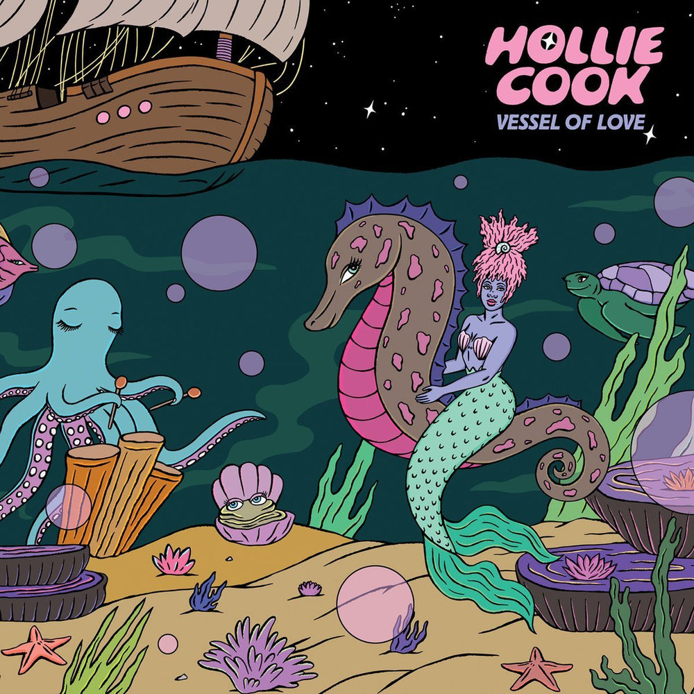 Vessel Of Love Records Hollie Cook