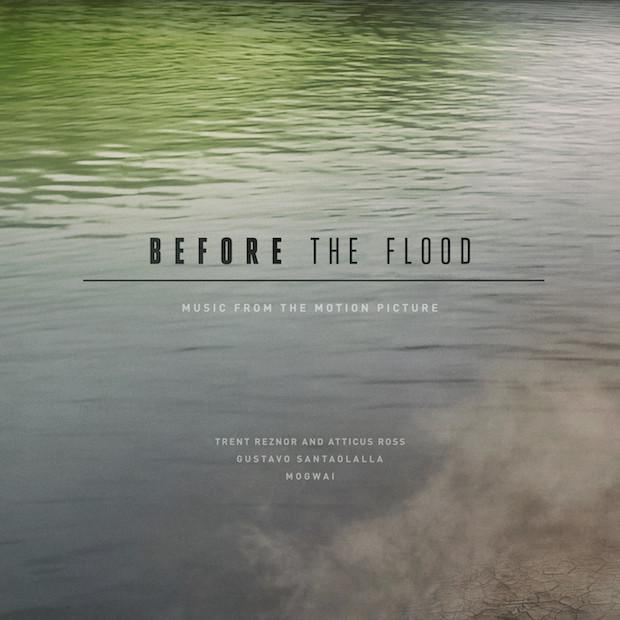 Trent Reznor & Atticus Ross - Before The Flood: Music From The Motion Picture - Records - Record Culture