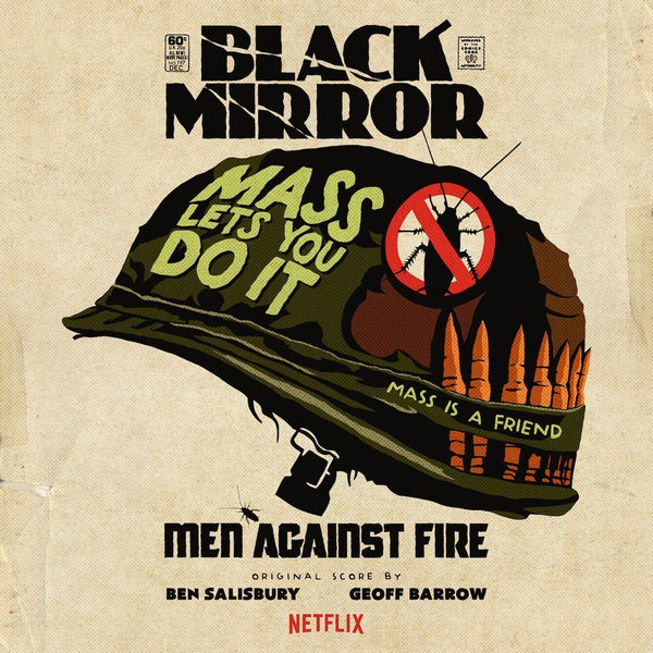 Ben Salisbury & Geoff Barrow - Black Mirror: Men Against Fire - Records - Record Culture