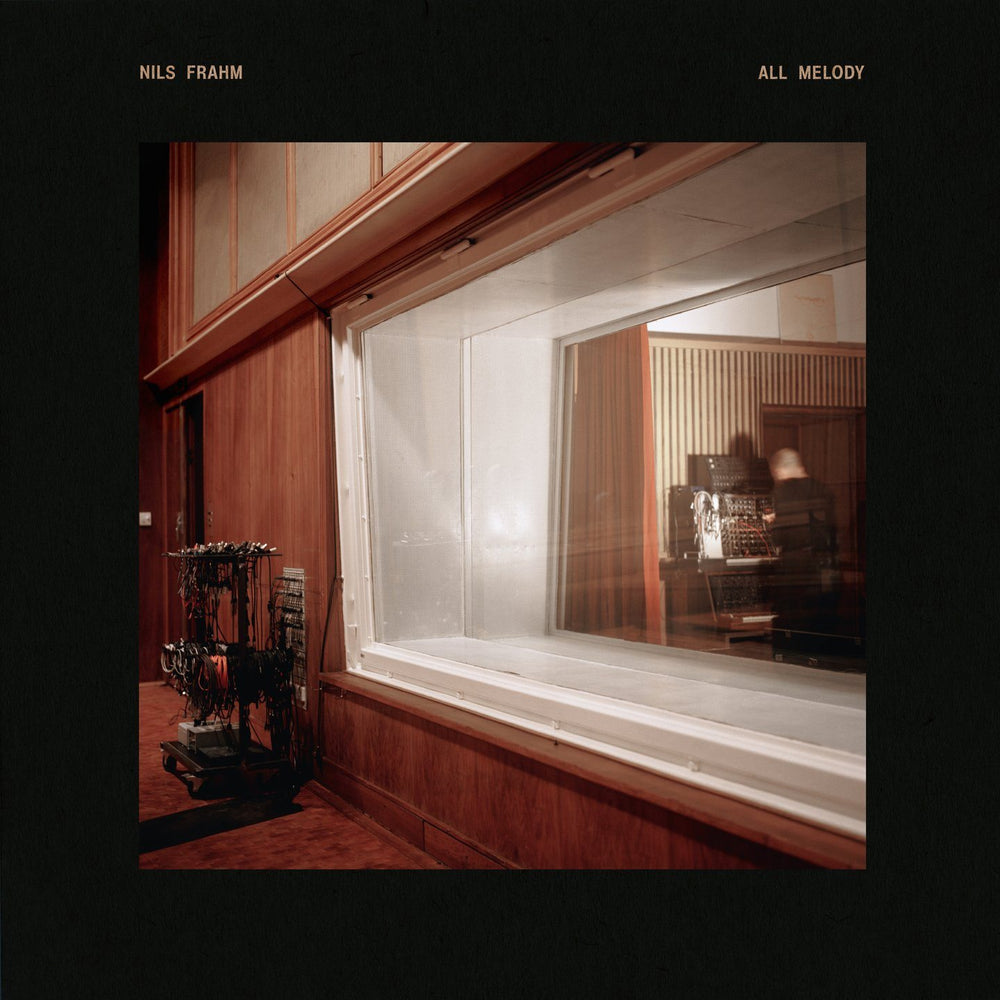 Nils Frahm - All Melody - Records - Record Culture