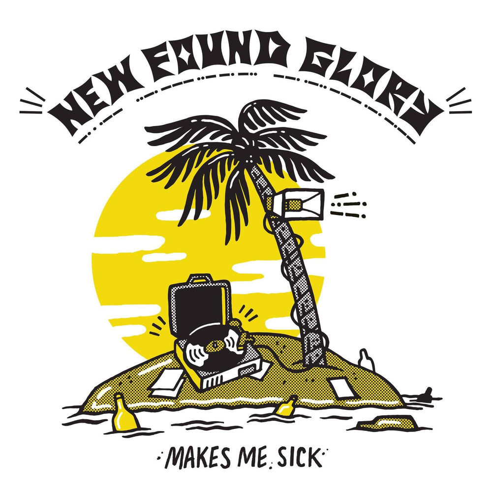 New Found Glory - Makes Me Sick - Records - Record Culture