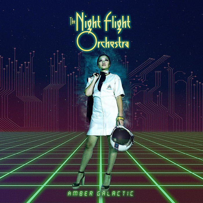 Night Flight Orchestra, The - Amber Galactic - Records - Record Culture