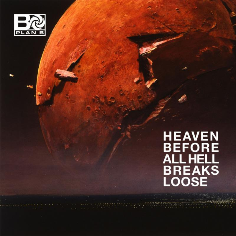 Plan B - Heaven Before All Hell Breaks Loose - Records - Record Culture