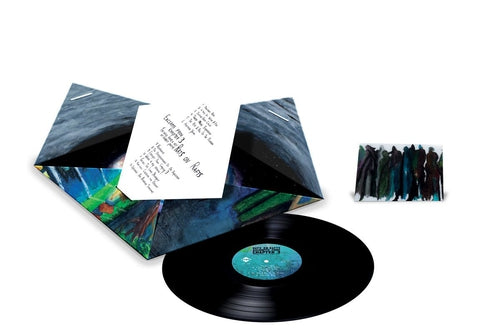 Rats on Rafts-Excerpts From Chapter 3: The Mind Runs A Net Of Rabbit Paths-Origami Sleeve-vinyl