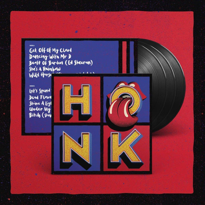 The Rolling Stones - Honk - Records - Record Culture