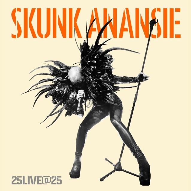 Skunk Anansie - 25Live@25 - Records - Record Culture