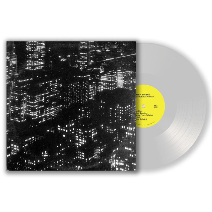 Timber Timbre - Sincerely, Future Pollution - Records - Record Culture