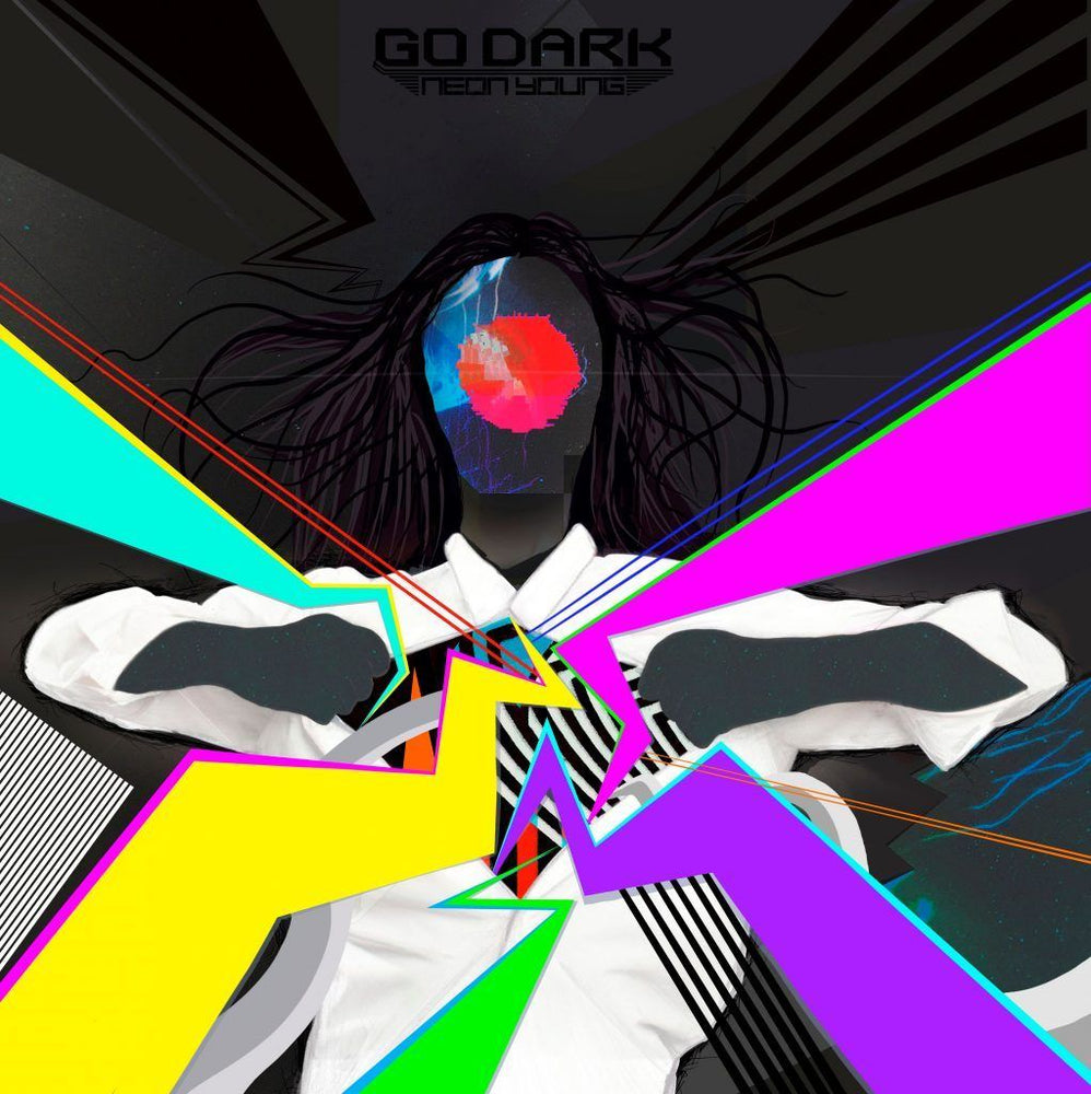 Go Dark - Neon Young - Records - Record Culture
