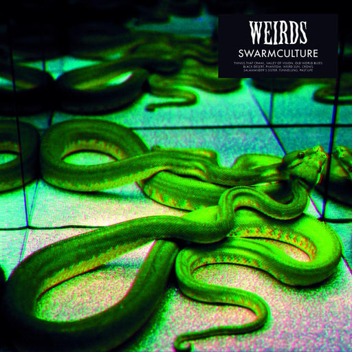 Weirds - Swarmculture - Records - KIQ New Music Store