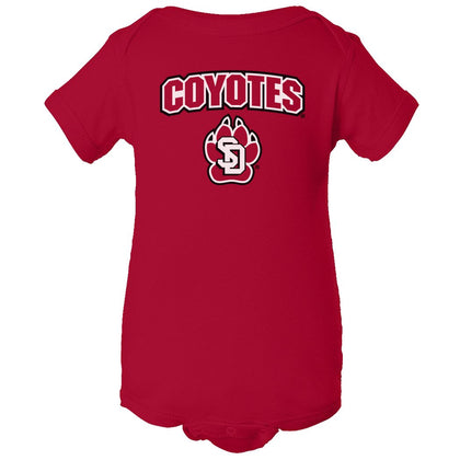 Infant Coyotes Apparel Onesies